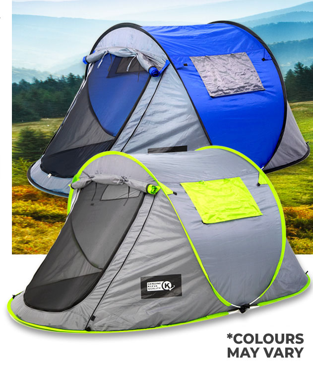 10 Second Tent Buy 1 Get 1 Free