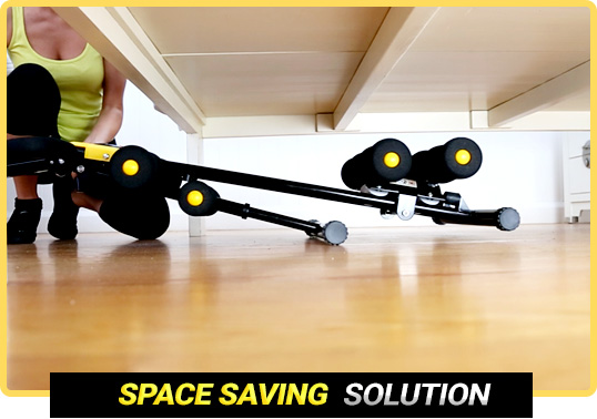 Energym 12 in 1 Saving More Space