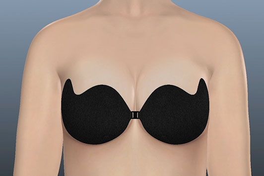 Get bigger boobs and boost your cleavage with the boost bra
