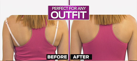 Get the most comfortable bra with no digging into your skin and sides