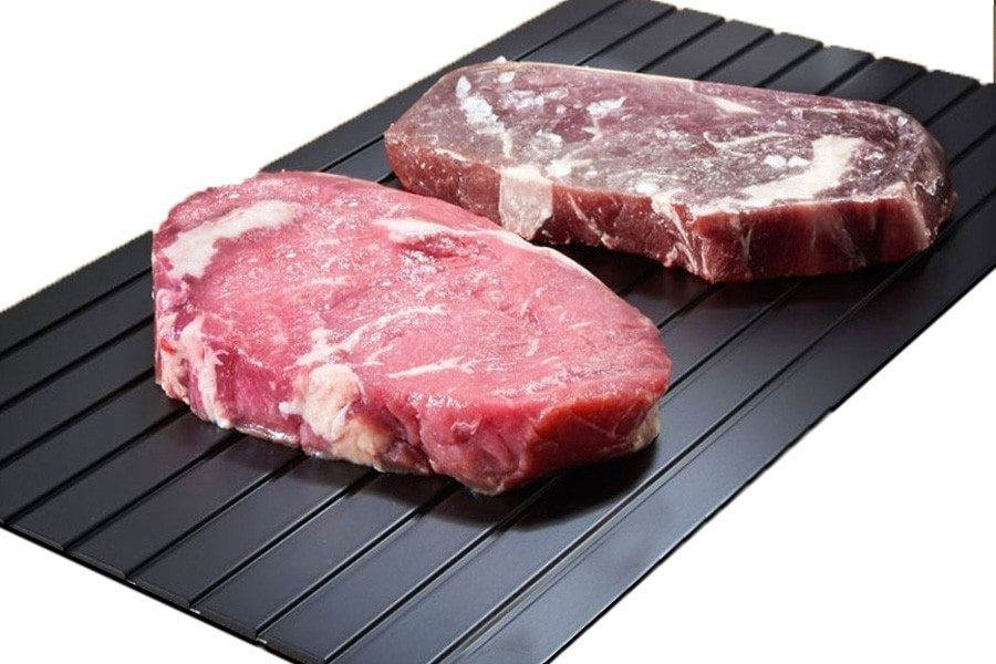 save hours in the kitchen by defrosting your food quickly and safely