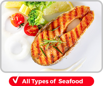 Pepper For All Types Seafood