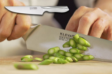 Cut like a Master Chef with the Master Series Chef Knife, chop everyday easily