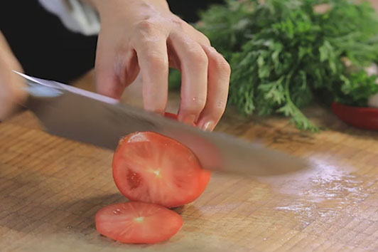 Slice your food like a master chef with our brand new Master Series knife range