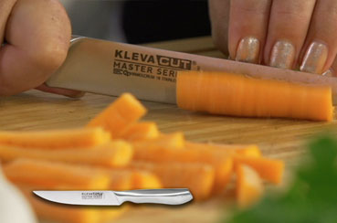 Use the Universal Utility Knife for finer cutting