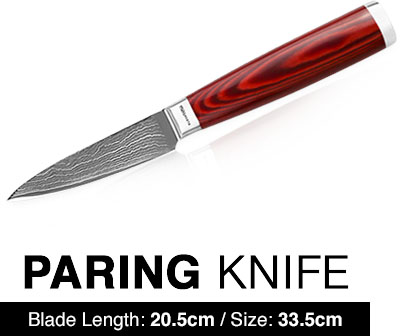 Kleva Cut Master Series - Paring Knife