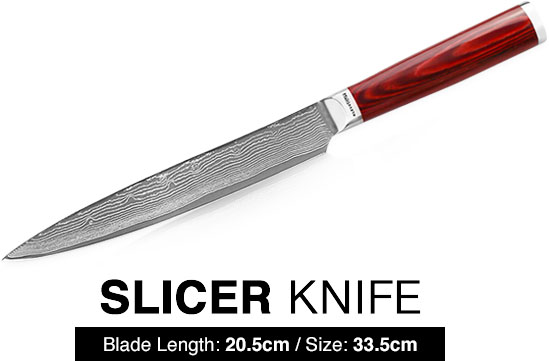 Kleva Cut Master Series - Slicer Knife