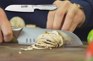 Slice fruits and vegetables like a pro with the Master Series Vegetable Knife
