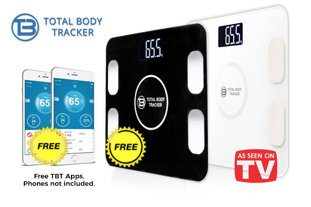 Total Body Tracker