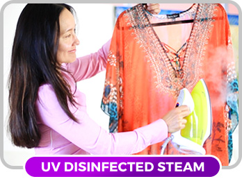 UV Disinfected Steam