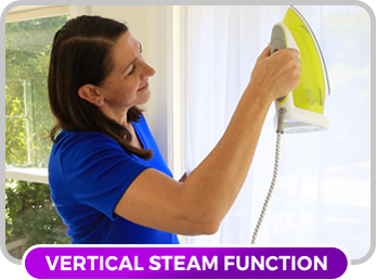 vertical steam function