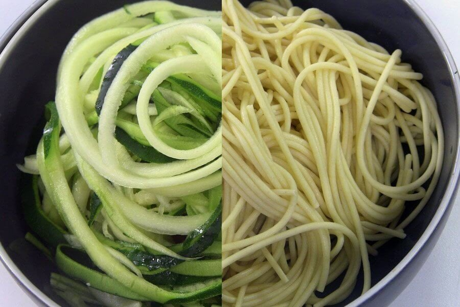 Twist veggies into healthy spaghetti!